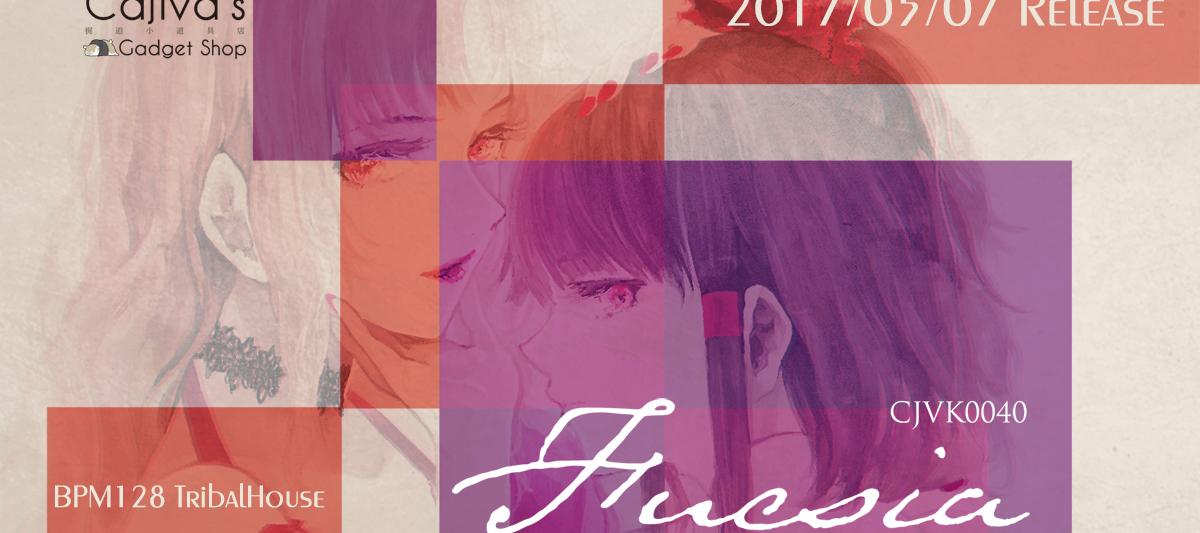 CJVK0040 Fucsia